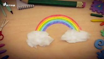 Como fazer um arco-íris