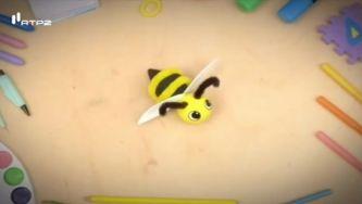 Como fazer uma abelhinha