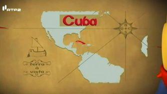 Cuba, a meio das Américas