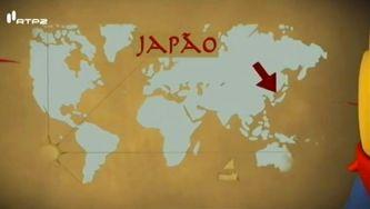 Japão, o país do sol nascente