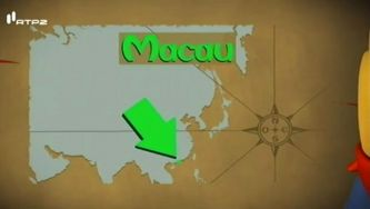 Macau, terra longínqua onde se fala o português