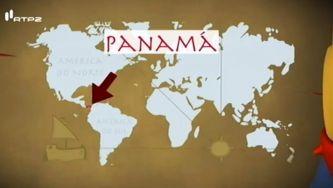 Panamá, entre o centro e o sul da América