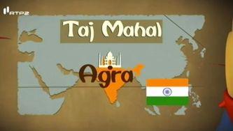Taj Mahal, símbolo do amor