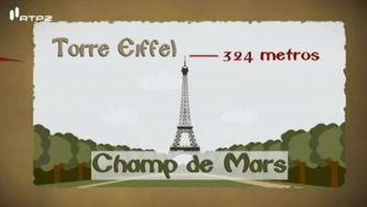 Torre Eiffel, o símbolo de Paris