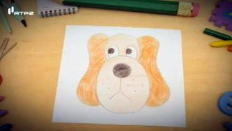 Como desenhar um cão