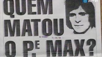 Padre Max, vítima da extrema-direita