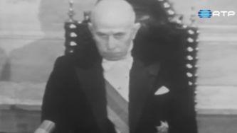 A última cerimónia de posse de Américo Thomaz
