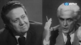 O debate entre Mário Soares e Álvaro Cunhal