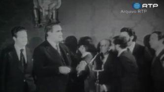 Palma Carlos, o primeiro primeiro-ministro da democracia