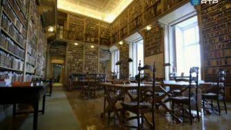 A Real Biblioteca do Palácio da Ajuda