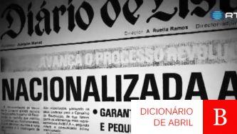 A nacionalização da banca