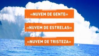 Nas nuvens com expressões idiomáticas