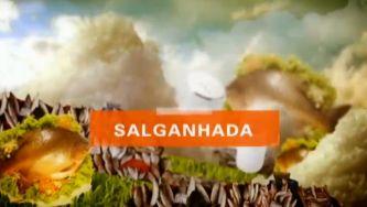 Salganhada é grande confusão