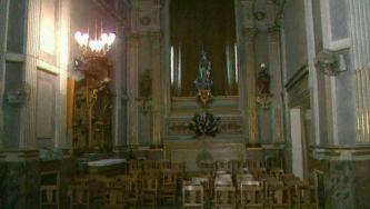 A vigília na capela do Rato