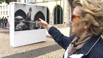 Recordações de abril no Largo do Carmo