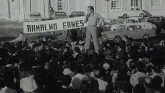 As primeiras presidenciais da democracia