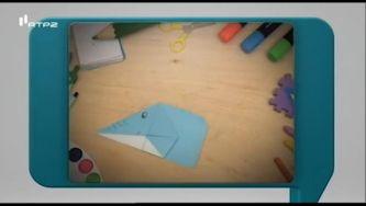 Como fazer um elefante em origami