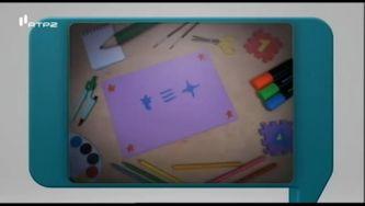 Aprender a pintar com estêncil