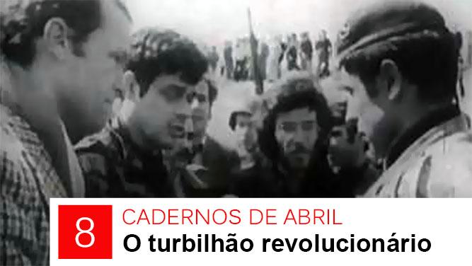 O turbilhão revolucionário