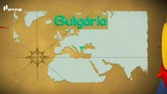 A Bulgária, junto ao mar negro