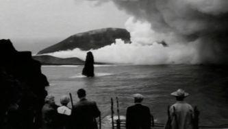 Os dias do vulcão