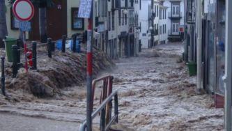 O temporal da Madeira retratado por cidadãos
