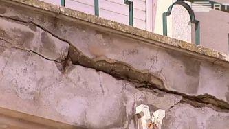 Sismo coloca edifícios de Lisboa em risco