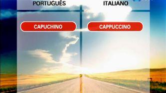 Palavras italianas que entraram no português