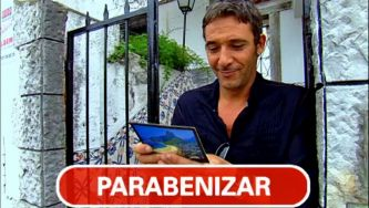 Parabenizar é português do Brasil