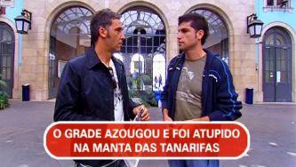 Azougar e bilhardar são regionalismos da Madeira