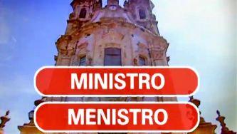Ministro e menistro: um exemplo de dissimilação
