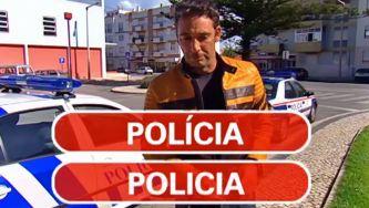 A polícia policia