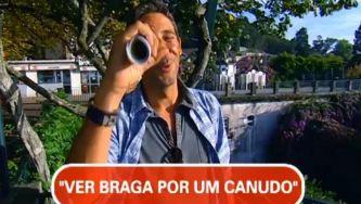 """""""Ver Braga por um canudo"""" e ficar a saber mais sobre a cidade"""