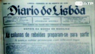 O jornalista Mário Neves relembra massacre de Badajoz