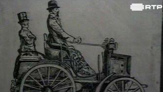 Os primeiros automóveis em Portugal