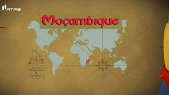 Moçambique, onde se fala o português