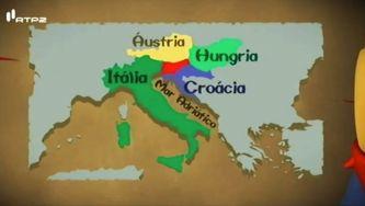 Sabes onde fica a Eslovénia?