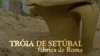 Troia, uma cidade industrial romana