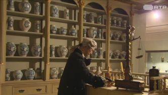 Uma viagem ao mundo das farmácias antigas