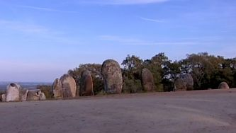 O percurso megalítico de Évora