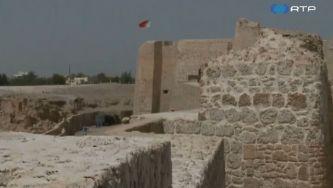 Forte de Qal'at al-Baharain no Bahrain