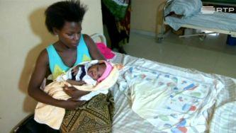 Mortalidade infantil em África