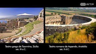 Teatro grego e romano: veja aqui algumas diferenças
