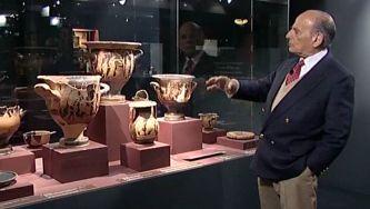 Mitologia grega em cerâmica