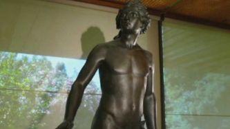 Arte na Gulbenkian: Apolo, de Jean Houdon