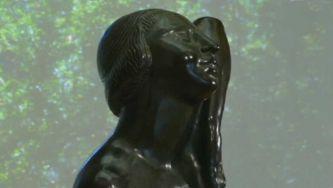 Arte na Gulbenkian: escultura de Canto da Maya