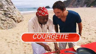 Courgette e omelette: como ficam em português ?