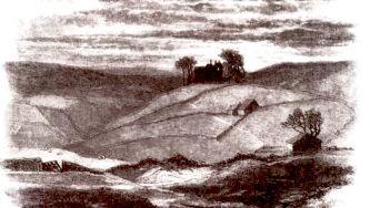 """""""O Monte dos Vendavais"""", de Emily Brontë"""