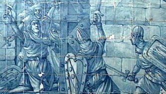 """Martim Moniz, uma lenda que """"ajudou"""" a conquistar Lisboa"""