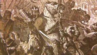 Os reis da primeira dinastia